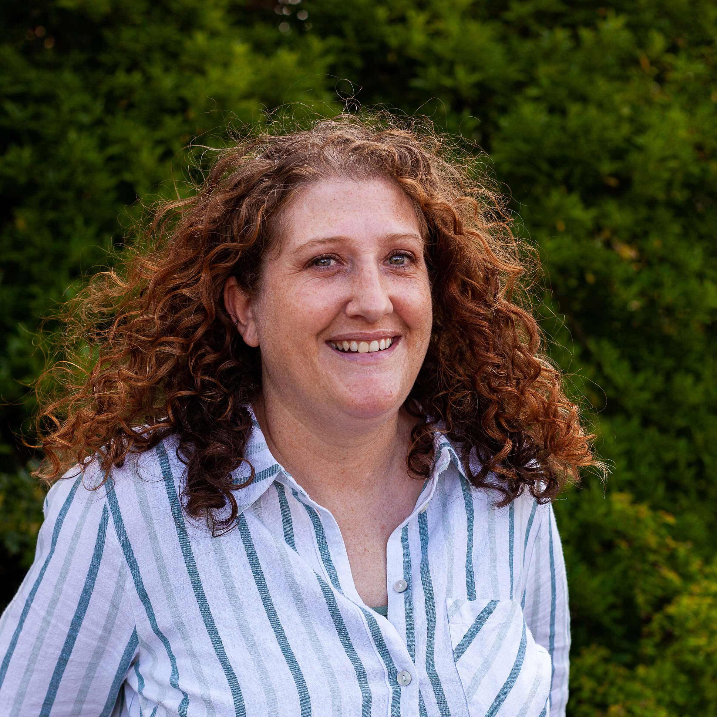 Katie Willcox - Forest School Manager