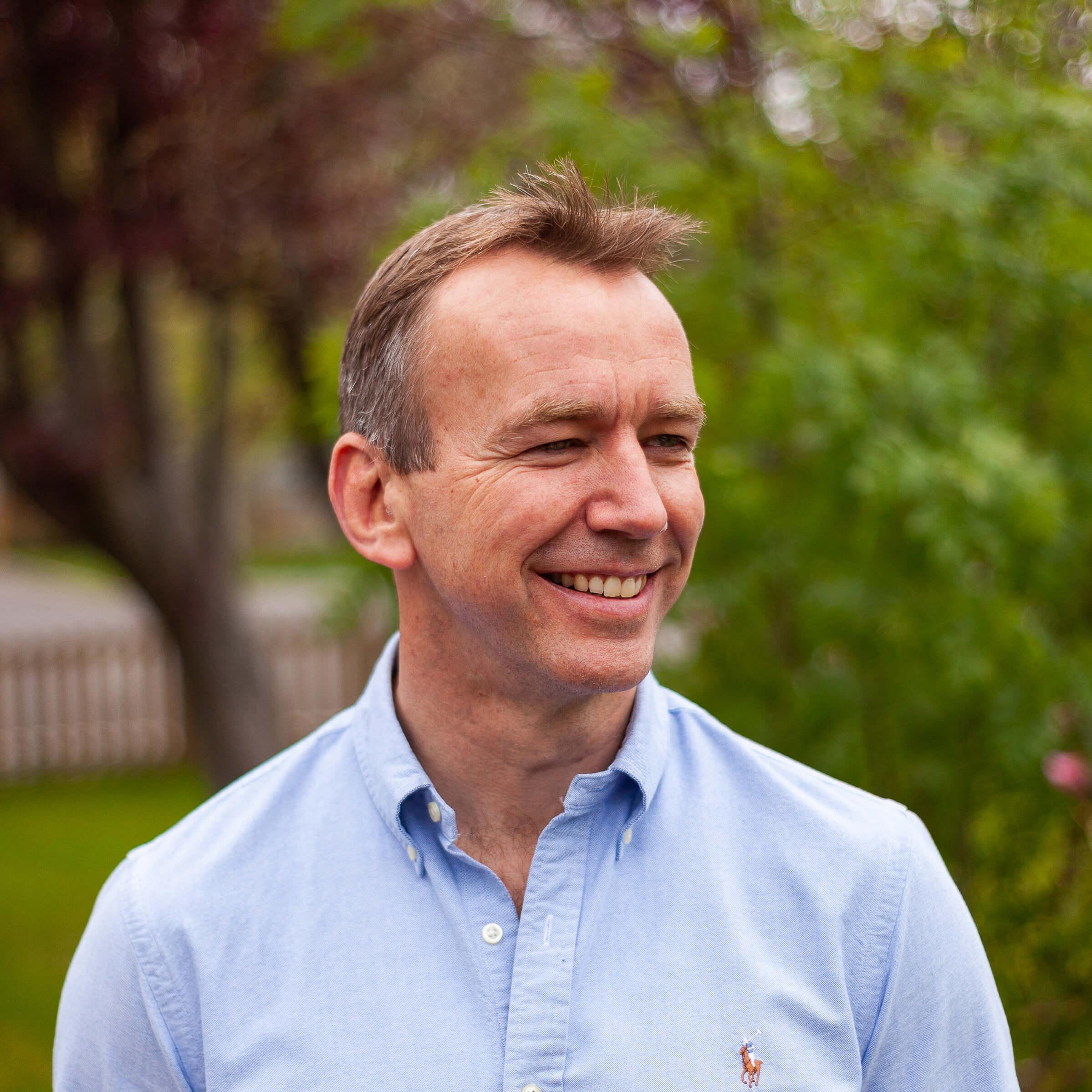 James Evans - Director