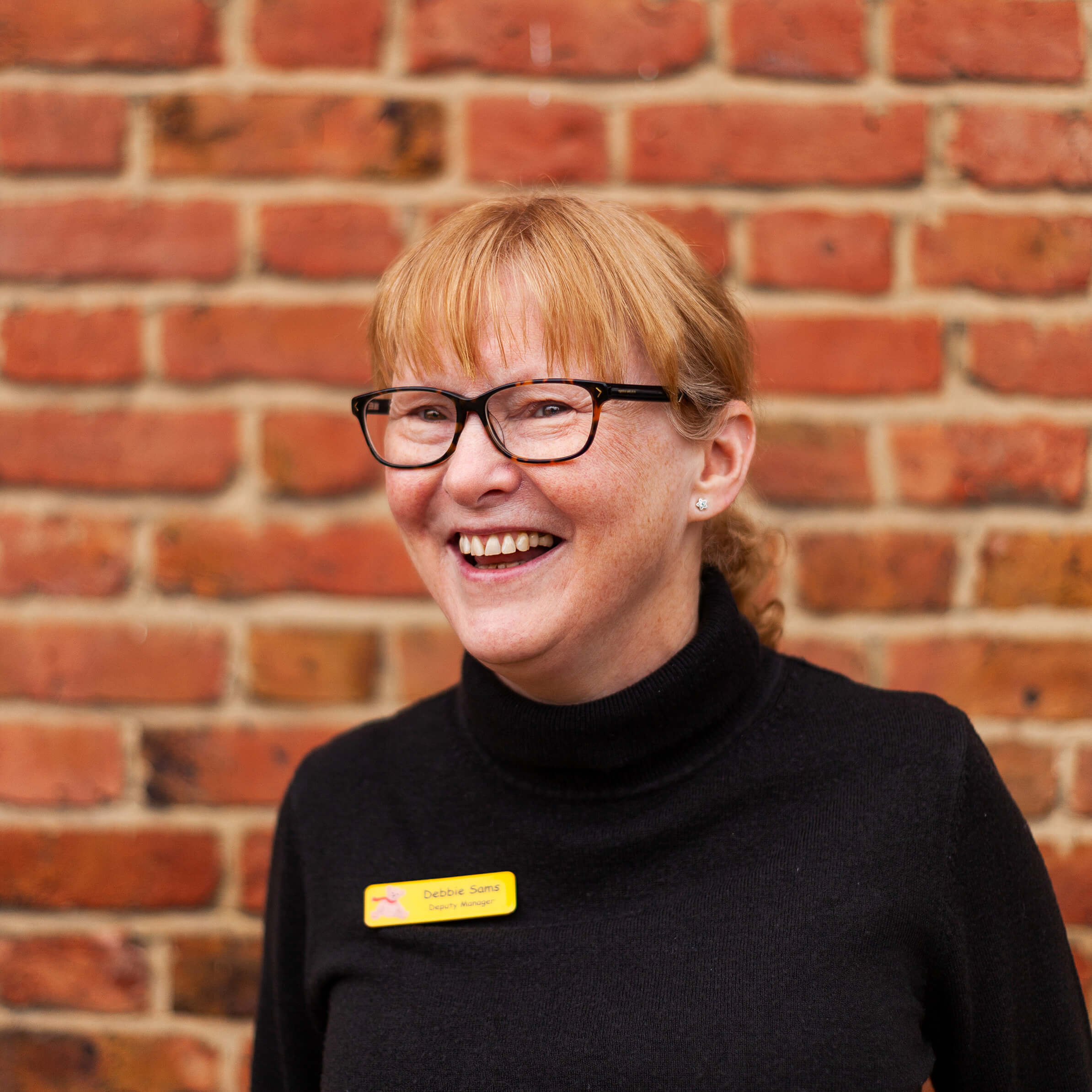 Debbie Sams - Deputy Manager of the Manor House (Ruxley)