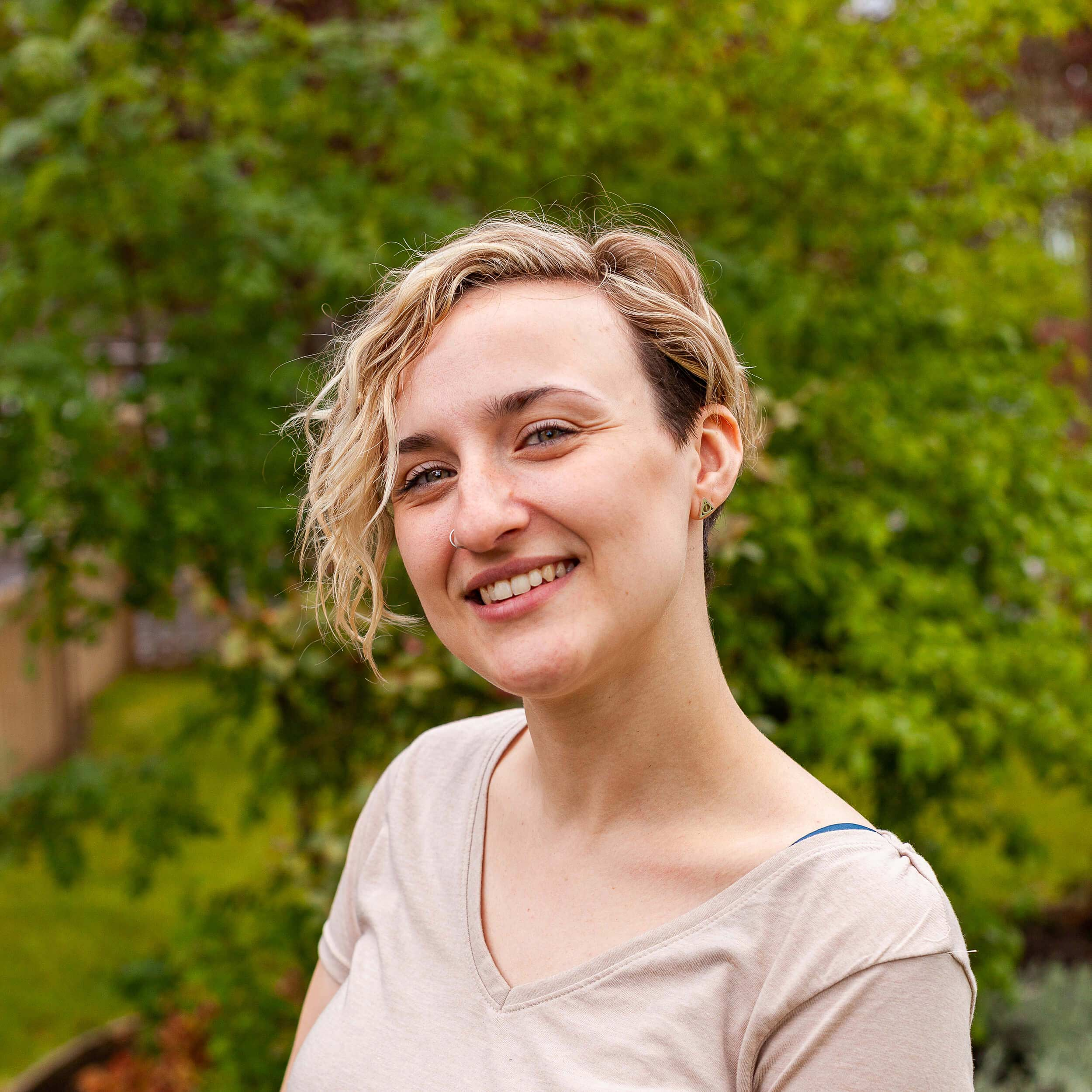 Chloe Hedges - Deputy Manager of Nursery House