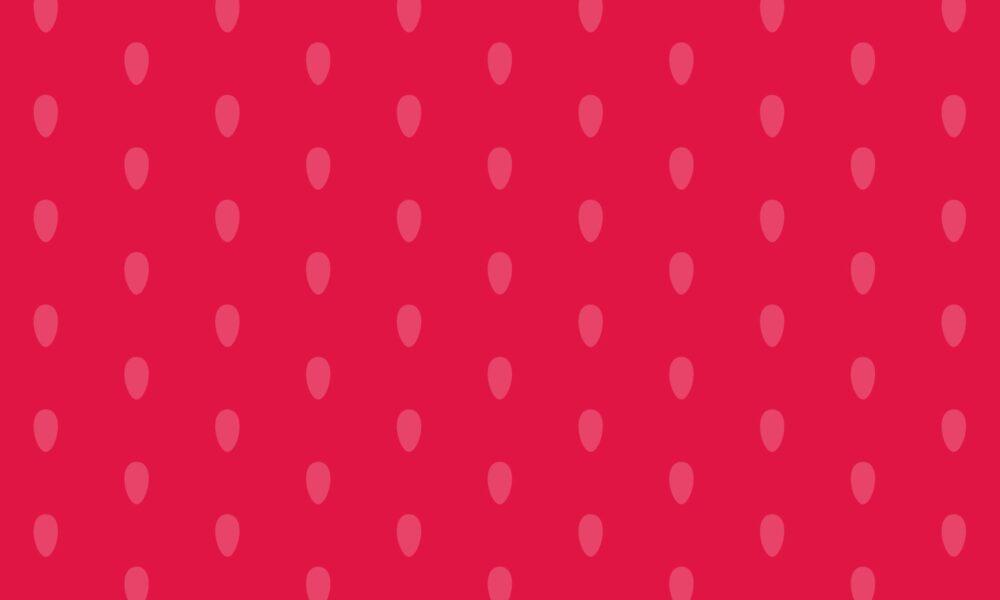Strawberry seed pattern
