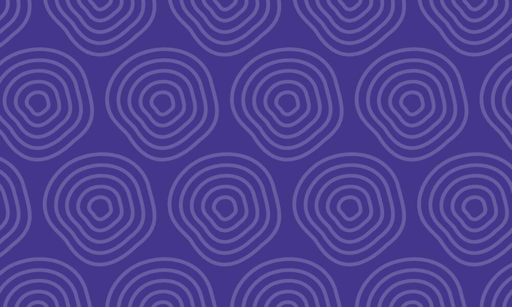 Wood blackcurrant pattern