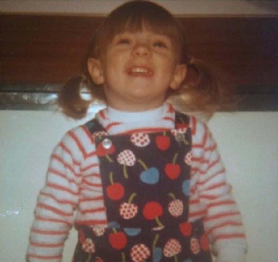 Becky Freeman Baby Photo