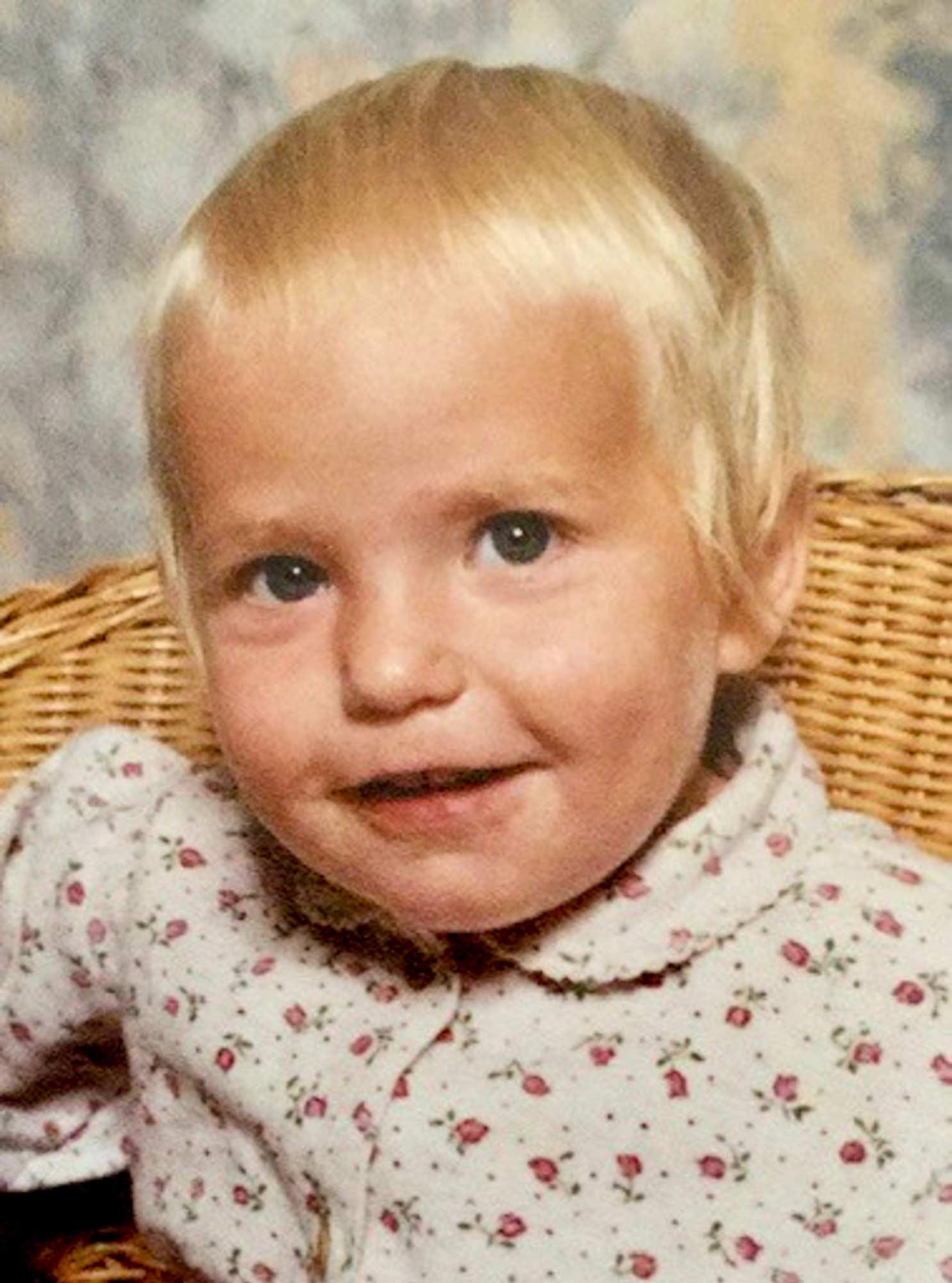 Chloe Swan baby photo