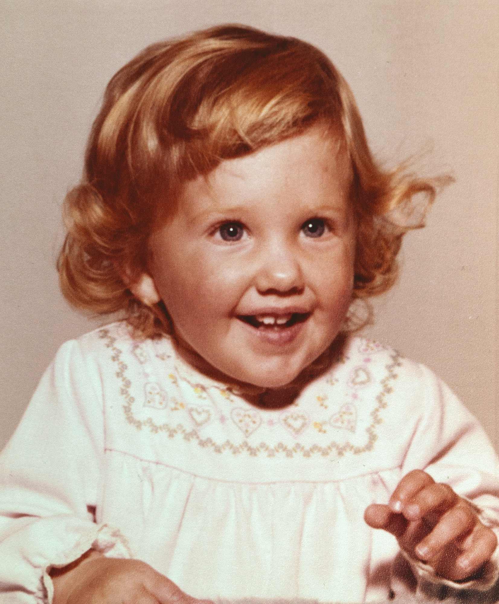 Katie Willcox Baby Photo