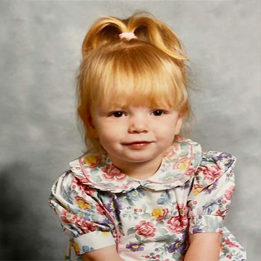 Stacey Wilson Baby Photo