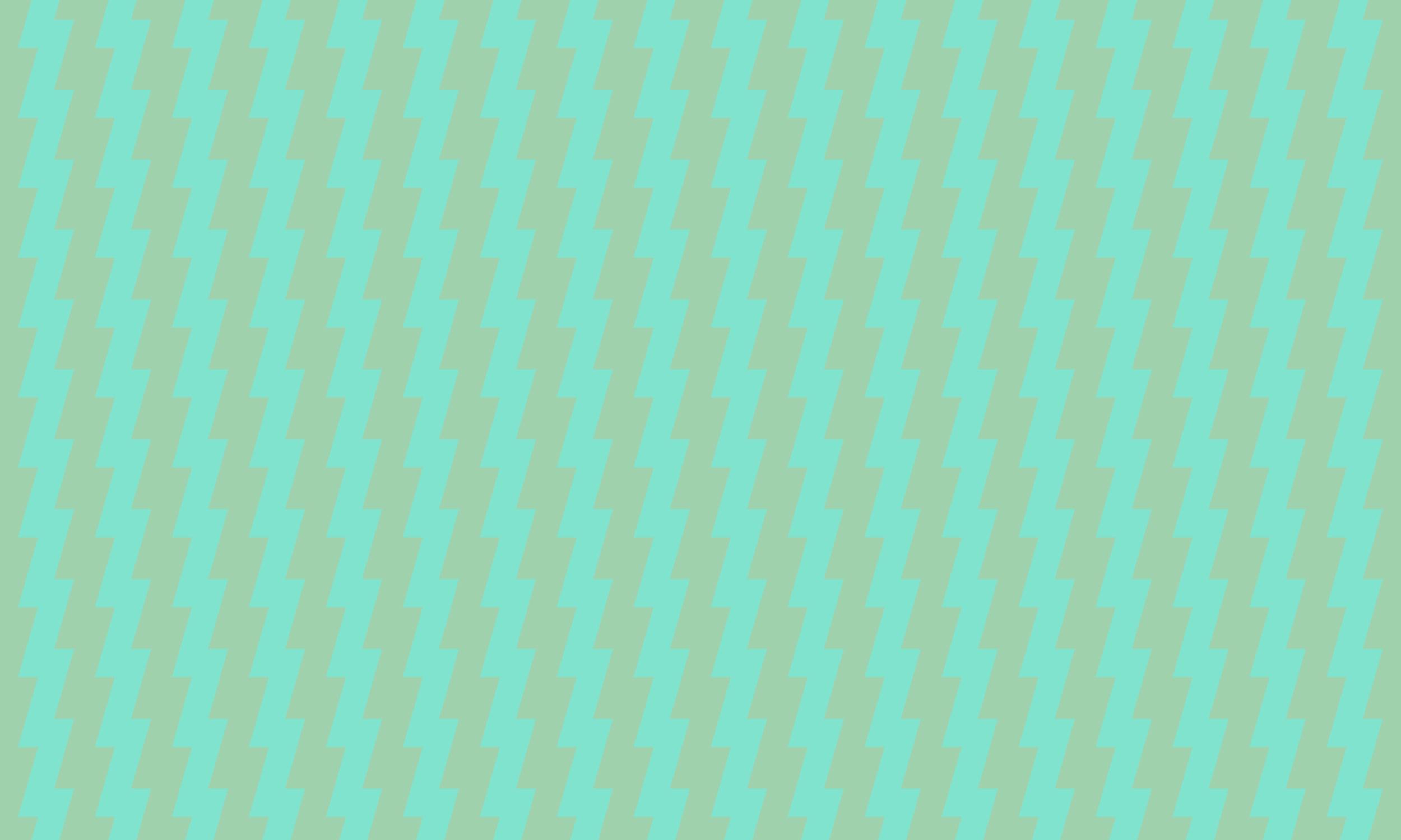 Lightning mint pattern