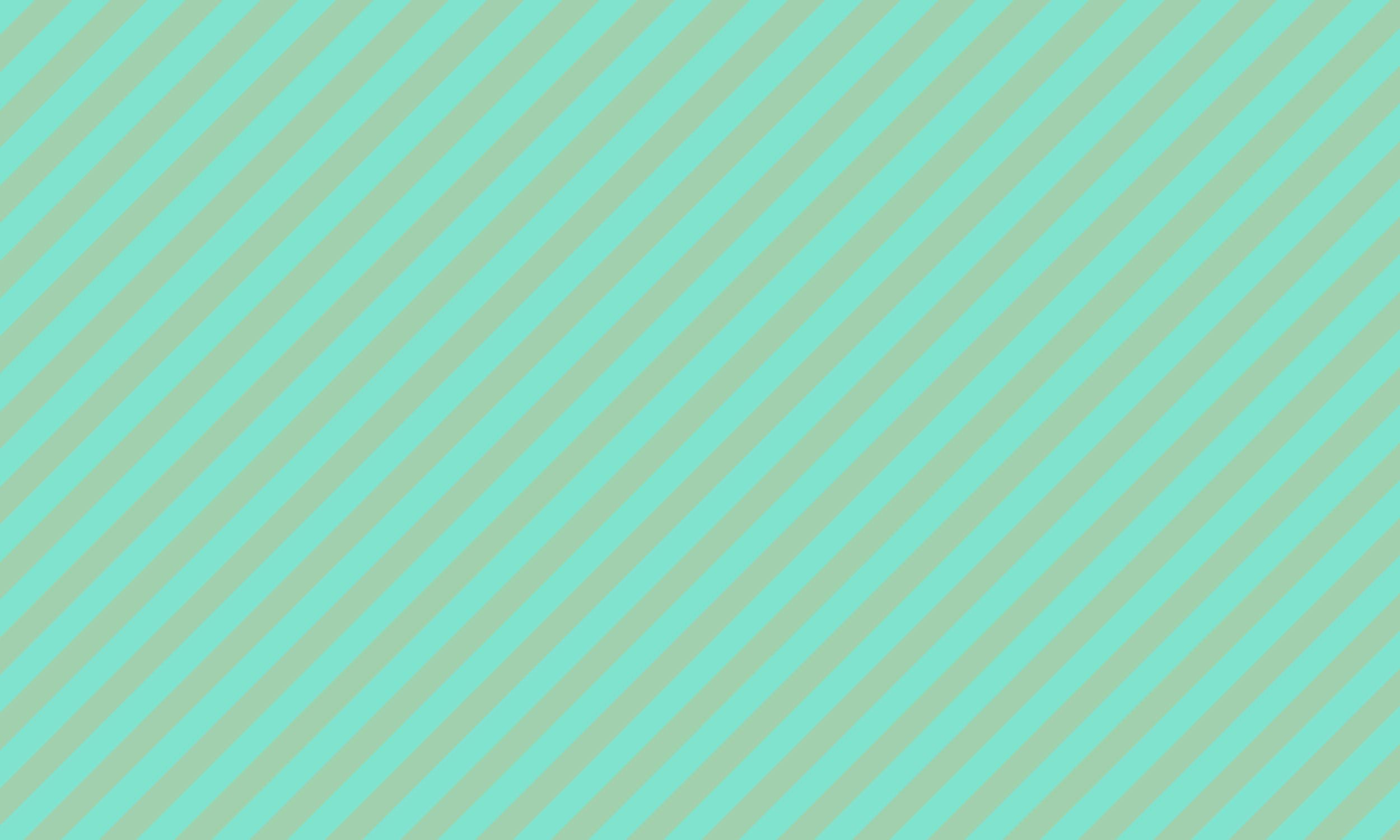 Stripes mint pattern