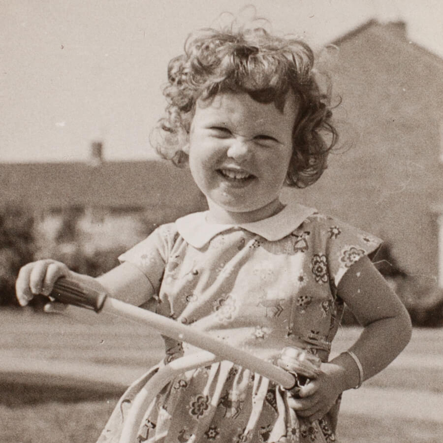 Debbie Sams Baby Photo