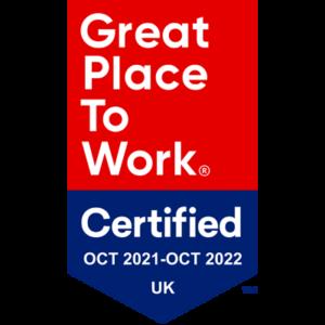 GPTW Certificate